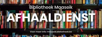 De bibliotheek organiseert een afhaaldienst