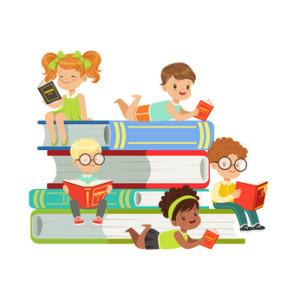 boeken in de klas